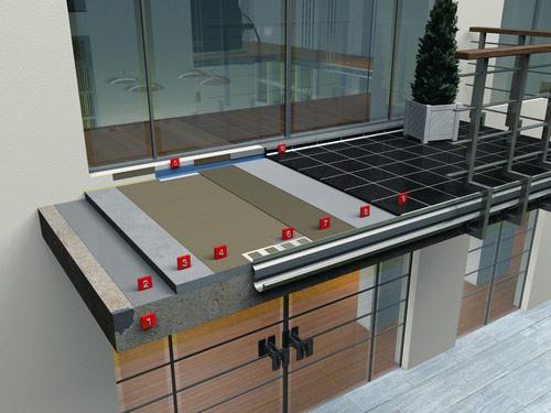 Bekannt AquaStop Hamburg – Balkonsanierung Terrassensanierung GY99
